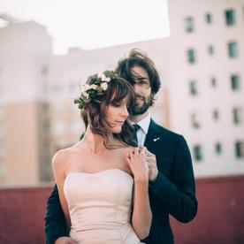 Modern Vintage Wedding