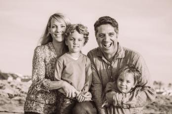 Family Photos in Manhattan Beach