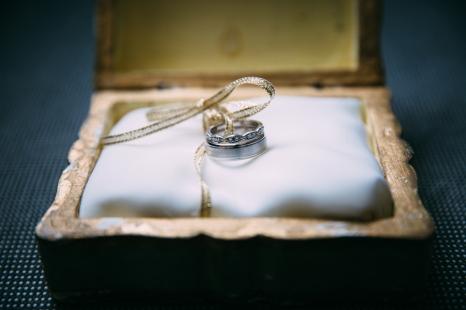 A Romantic Villa Wedding