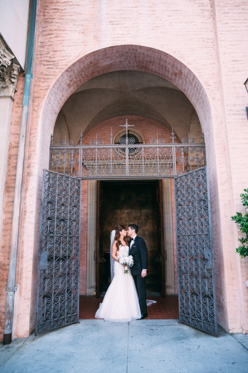 A Romantic Villa Wedding