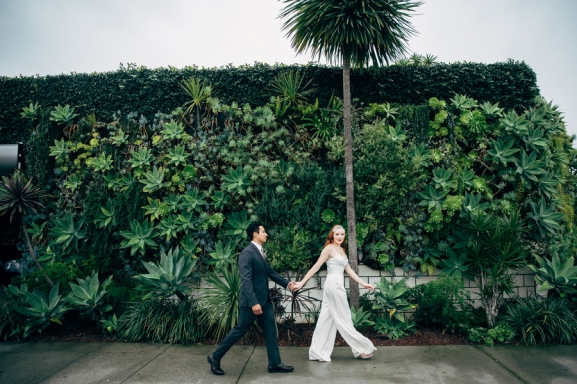 A Chic Vintage Wedding