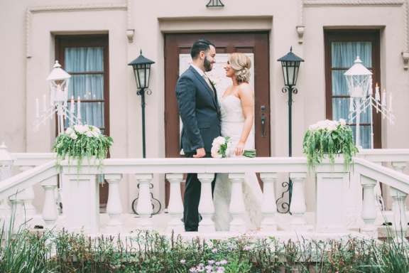 A Santa Anita Gardens Wedding