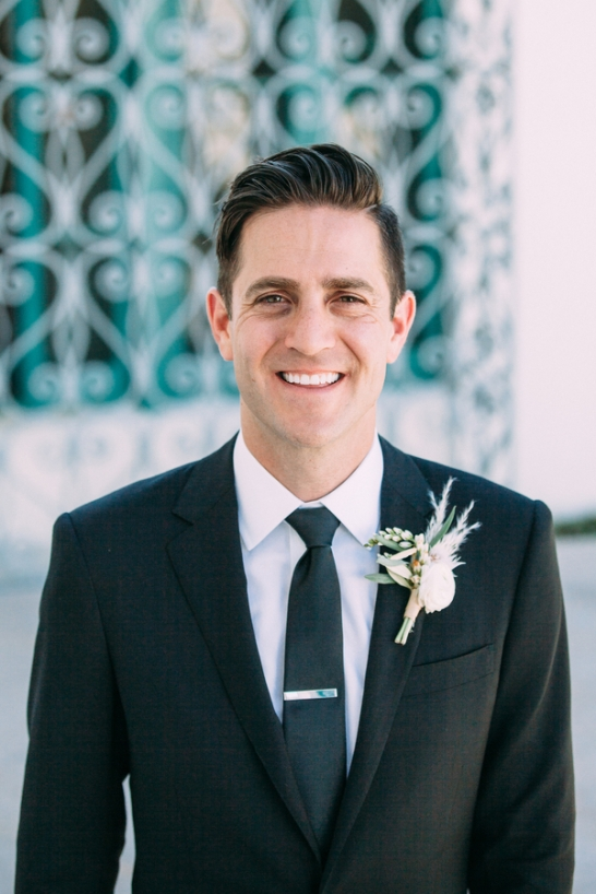 An Elegant California Desert Wedding