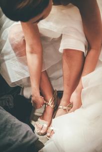 A Chic & Modern Beach Wedding