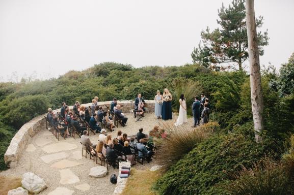 A Rustic Big Sur Wedding