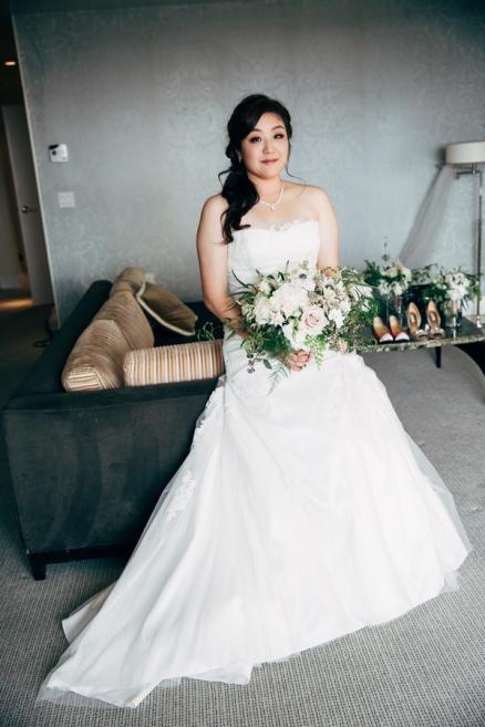 A Modern Korean Wedding in Hollywood