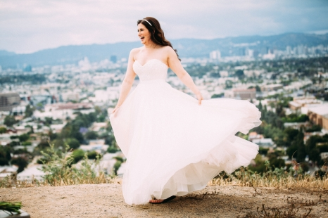 bride-in-Los-Angeles