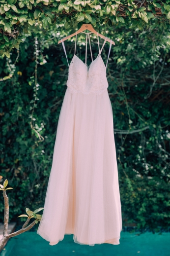 wedding-dress-hung-outside