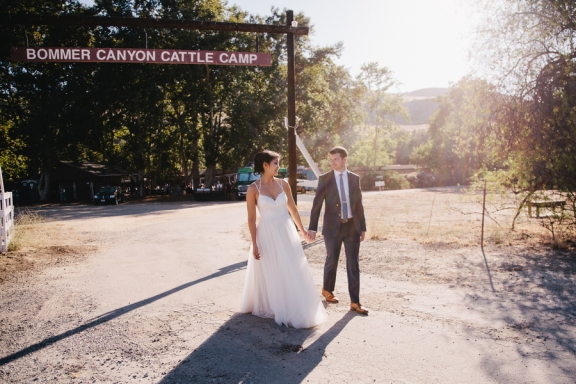 bride-walking-with-groom-outside
