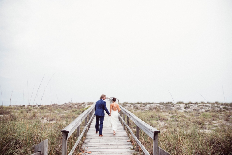bride-and-groom-on-pier
