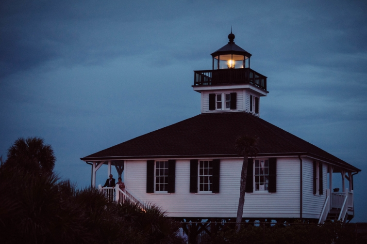 lighthouse-in-the-evening