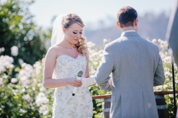 bride-reading-vows