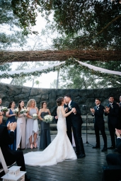 bride-and-groom-first-kiss-during-ceremony