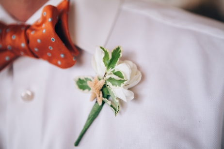 white-rose-boutonniere