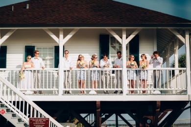 bridal-party-at-beach-house