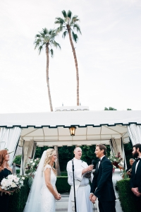 wedding-ceremony-outside-under-canpoy